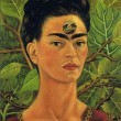 Frida Kahlo, un autoritratto
