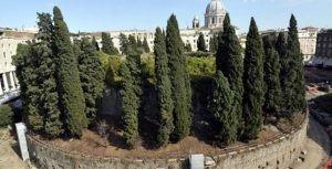 """Giuseppe Recchi: """"Il restauro del Mausoleo di Augusto ridarà lustro a uno dei monumenti più importanti della storia dell'umanità"""""""