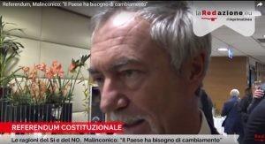 Carlo Malinconico: le ragioni del SI al Referendum Costituzionale
