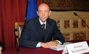 Antonio Mastrapasqua, Direttore Generale della Casa di Riposo Ebraica a Roma