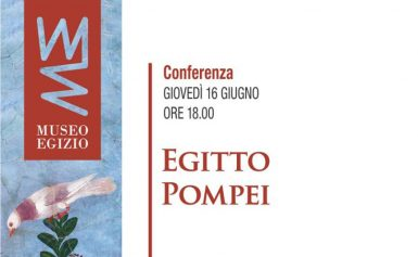 """Mario Putin con Serenissima Ristorazione sponsor della seconda tappa del progetto """"Egitto Pompei"""""""