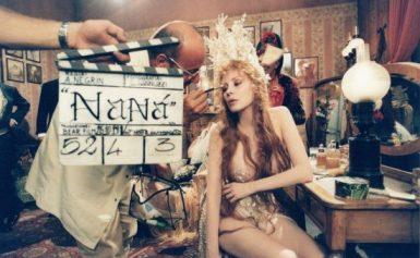 Cinema: nell'hotel ispirato alla settima arte una stanza con Francesca Dellera