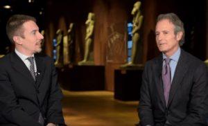 Storia, maestra di vita: Alessandro Benetton incontra Christian Greco