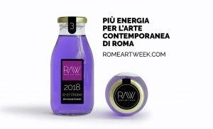 Dal 21 al 26 ottobre Roma Art Week 2019
