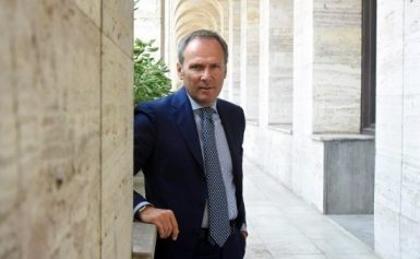 """Paolo Gallo all'evento """"Open innovation"""" di Torino: l'importanza delle reti infrastrutturali per il trasporto del gas"""