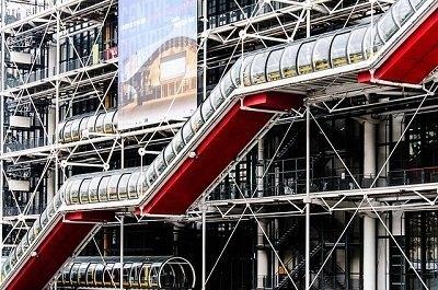 Il Centro Pompidou annuncia l'apertura di una nuova sede a Jersey City